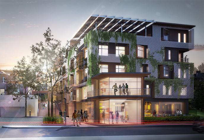 E Parker Terrace Housing