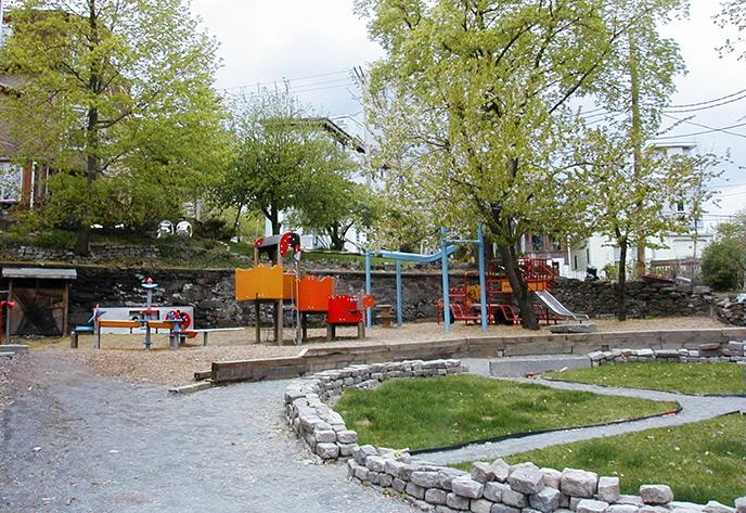 Paige Academy Playground
