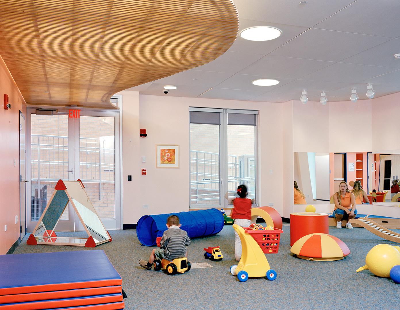 Studio G Architects Play Portfolio Technology Children