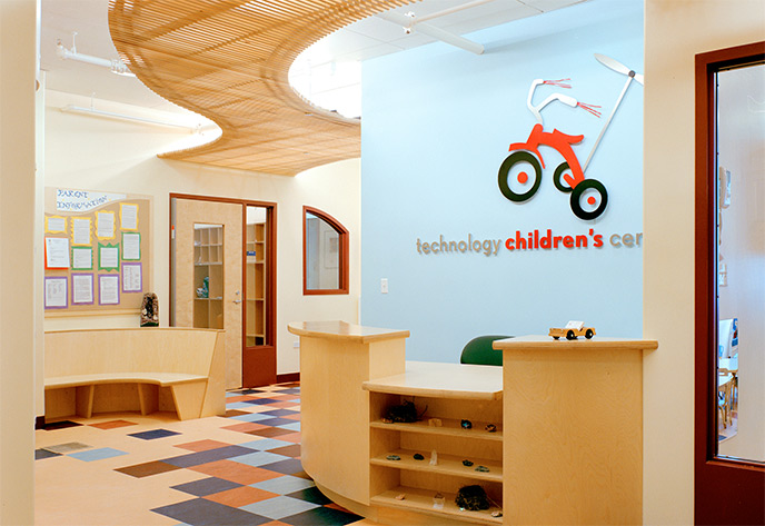 Technology Children's Center at Stata